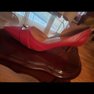 Tommy Hilfiger Shoes - Tommy Hilfiger red shoes